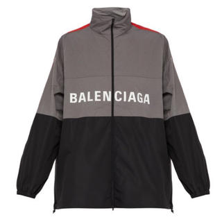 Balenciaga - BALENCIAGA ロゴ トラックジャケット