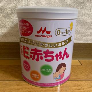 モリナガニュウギョウ(森永乳業)の粉ミルク E赤ちゃん 800g(その他)