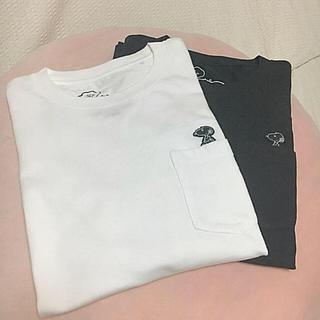 ユニクロ(UNIQLO)のUNIQLO PEANUTS メンズUT Tシャツ 2枚(Tシャツ/カットソー(半袖/袖なし))