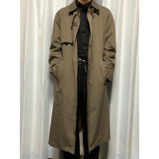 クリスチャンディオール(Christian Dior)のChristian Dior ロングコート ステンカラー メンズ(ステンカラーコート)