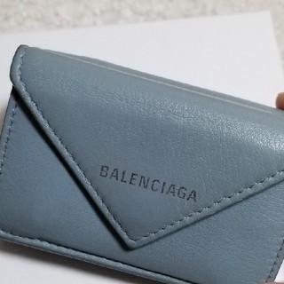Balenciaga - BALENCIAGAミニウォレット❤️GUCCI、PRADA、三つ折り財布