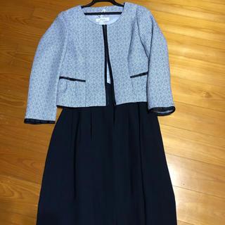 スーツ ワンピース(入学式)