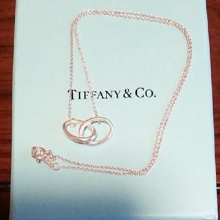Tiffany & Co. - ティファニー ダブルループネックレス