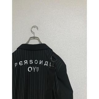 コムデギャルソン(COMME des GARCONS)の【極美品】OY オーワイ 韓国 テーラードジャケット(テーラードジャケット)