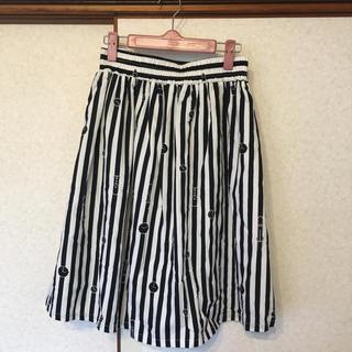 グラニフ(Graniph)のスカート(ひざ丈スカート)