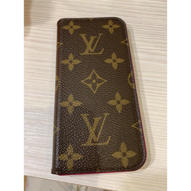 iphonex ケース ブランド 安い | LOUIS VUITTON - ルイヴィトン iPhoneケース 7.8用の通販 by H IRO|ルイヴィトンならラクマ