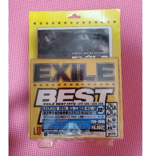 エグザイル(EXILE)のEXILE BEST HITS -LOVE SIDE/SOUL SIDE-(初回(ポップス/ロック(邦楽))