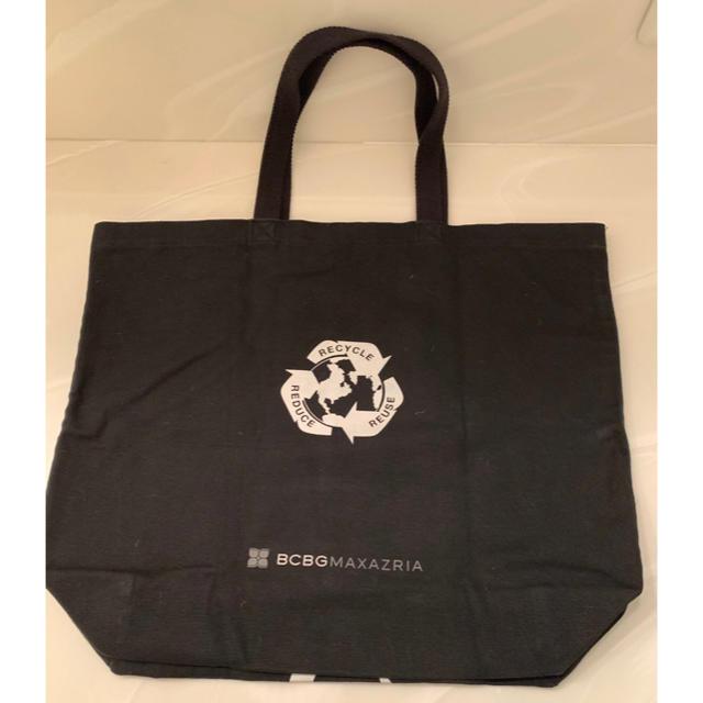 BCBGMAXAZRIA(ビーシービージーマックスアズリア)のBCBG エコバッグ レディースのバッグ(エコバッグ)の商品写真
