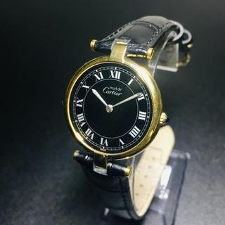 Cartier - カルティエ マスト ヴァンドーム ヴェルメイユ 腕時計 タンク 正規品