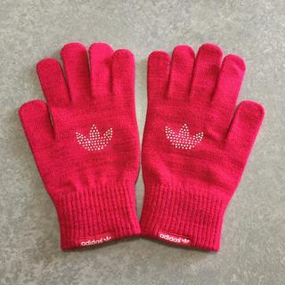 アディダス(adidas)のアディダス 手袋 レディース(手袋)