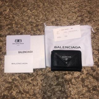 Balenciaga - バレンシアガ  BALENCIAGA ミニウォレット 黒