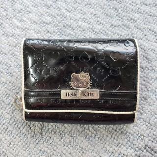 ハローキティ(ハローキティ)のHELLO KITTY折り財布(財布)