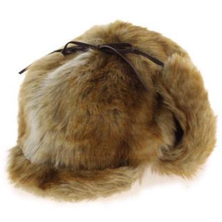 Ungrid - ファーハンチング帽