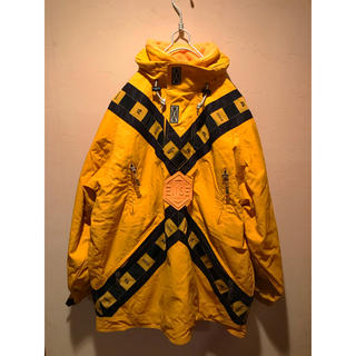 トミーヒルフィガー(TOMMY HILFIGER)の激レア古着‼️ nicole sport ski jacket サイズL(ナイロンジャケット)