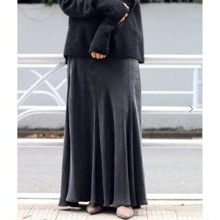 Plage - 今季完売☆Plage プラージュ☆Fibril ギャザーロングスカート☆IENA