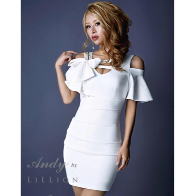 Andy(アンディ)のキャバドレス ワンピース Sugar Andy AngelR  レディースのフォーマル/ドレス(ミニドレス)の商品写真