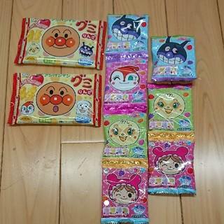 アンパンマン(アンパンマン)のアンパンマングミ  ラムネ まとめ売り(菓子/デザート)