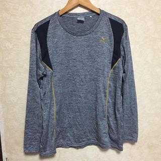 MIZUNO - ミズノ 長袖Tシャツ