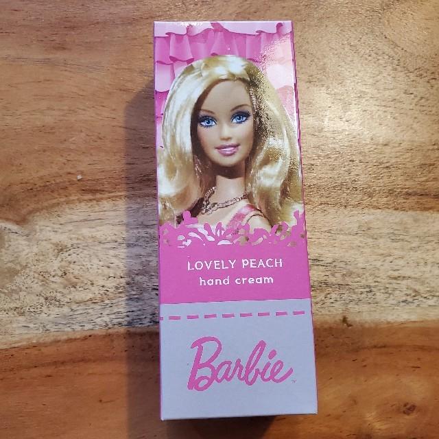 Barbie(バービー)の新品 未使用 Barbie ハンドクリーム コスメ/美容のボディケア(ハンドクリーム)の商品写真