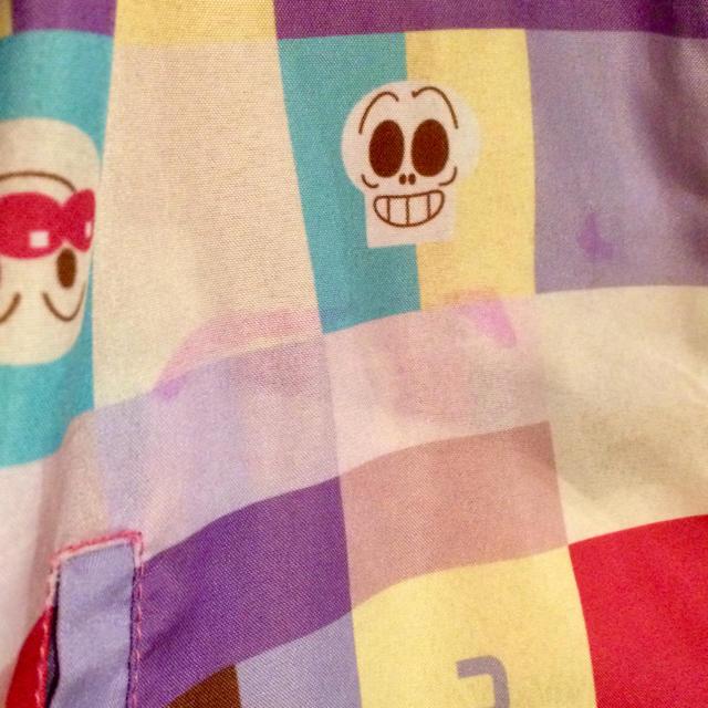 アンパンマン(アンパンマン)のアンパンマン ウィンドブレーカー キッズ/ベビー/マタニティのキッズ服女の子用(90cm~)(ジャケット/上着)の商品写真