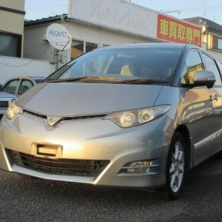 トヨタ エスティマ2.4アエラス Gエディション(車体)