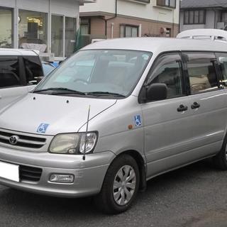 トヨタ タウンエースノア 福祉車両(車体)