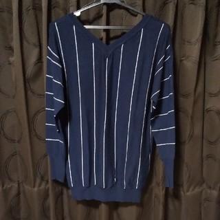 オフオン(OFUON)のセーター(ニット/セーター)