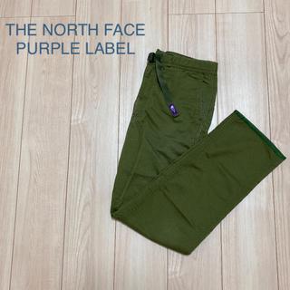 THE NORTH FACE - THE NORTH FACE PURPLE LABEL ノースフェイス パンツ