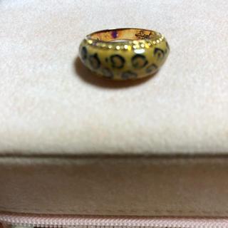 デビッドシーガル/レオパード柄リング(リング(指輪))