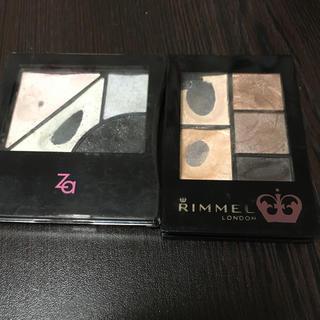 リンメル(RIMMEL)のリンメル&ZAアイシャドー(アイシャドウ)