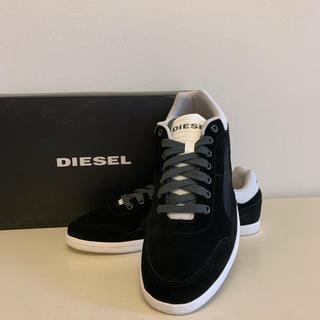 DIESEL - DIESELスエードスニーカー 40