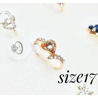 ファッションリング 17号(リング(指輪))