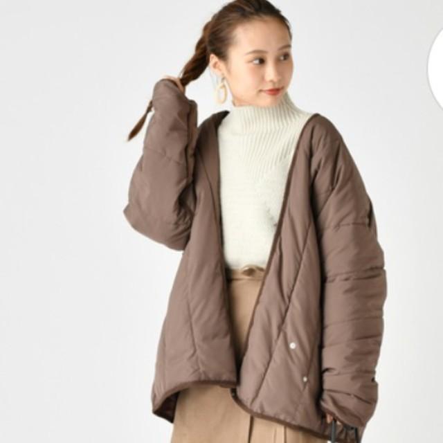 mystic(ミスティック)のミスティック カシュクール中綿ジャケット レディースのジャケット/アウター(ブルゾン)の商品写真