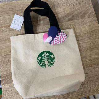 スターバックスコーヒー(Starbucks Coffee)のオンライン限定コットンバック(その他)