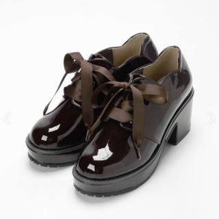 マジェスティックレゴン(MAJESTIC LEGON)の本日限定 レア brown shoes(ブーツ)