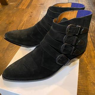 トーガ(TOGA)のTOGA VIRILIS 4バックルブーツ 42 定価以下(ブーツ)