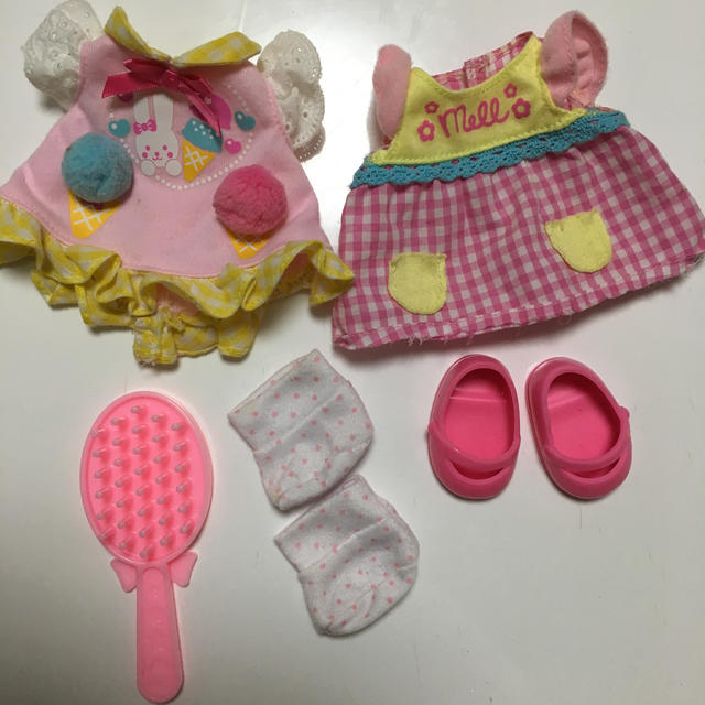 PILOT(パイロット)のメルちゃんお洋服セット! キッズ/ベビー/マタニティのおもちゃ(ぬいぐるみ/人形)の商品写真