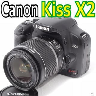 Canon - キヤノン Canon EOS kiss X2