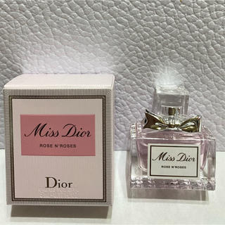 Dior - ディオール♡オードゥトワレ  ミスディオール ローズ&ローズ
