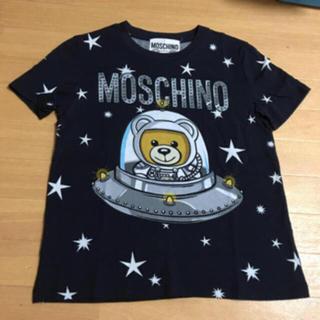 モスキーノ(MOSCHINO)のモスキーノ ベアTシャツ(Tシャツ(半袖/袖なし))