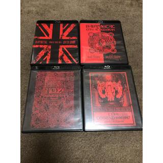 ベビーメタル(BABYMETAL)のchokochan様 BABYMETAL Blu-Ray 4枚セット まとめ売り(ミュージック)