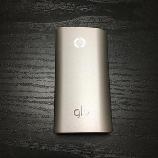 グロー(glo)の201番 glo 純正 本体 1本 銀 シルバー(タバコグッズ)