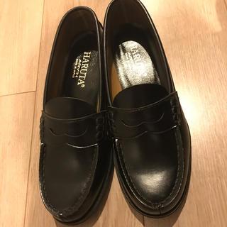 ハルタ(HARUTA)のHARUTA  ローファー 25cm 元値6050円(ローファー/革靴)