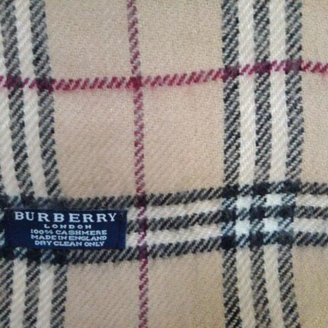 BURBERRY(バーバリー)のZMF50032 BURBERRY バーバリー マフラー レディースのファッション小物(マフラー/ショール)の商品写真