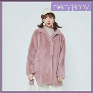 merry jenny - メリージェニー ファーコート
