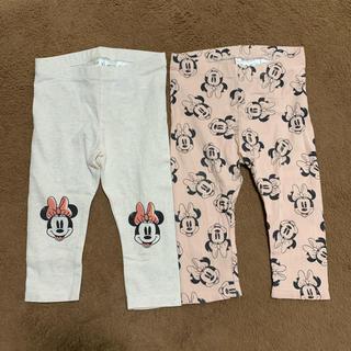 H&M - H&M パンツ2点セット 9~12months