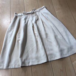 アクアガール(aquagirl)のアクアガール 膝丈スカート フレアスカート(ひざ丈スカート)