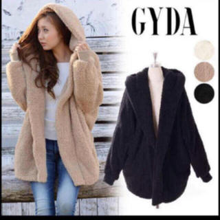 GYDA - gyda ボアコート