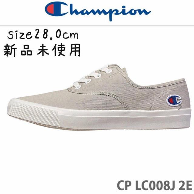 Champion(チャンピオン)のチャンピオン スリッポン CP LC008J センターコートsize28cm メンズの靴/シューズ(スニーカー)の商品写真