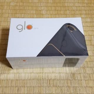 グロー(glo)のglopro グロープロ ブラック(タバコグッズ)